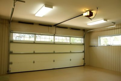 Interior Garage View